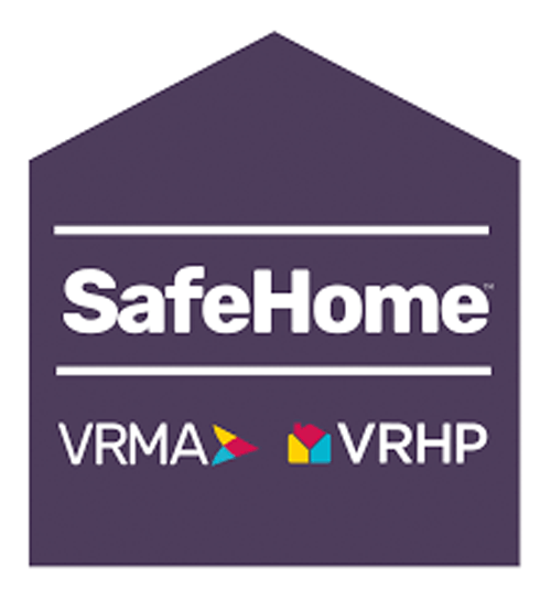 VRMA Safe Home Logo